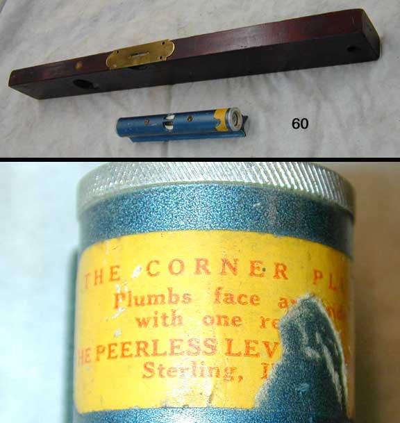 FUNNY MILLWRIGHT TOOL BOX MACHINE PLUMB BOB SCRIBE RATCHET STICKER DECAL PS 353