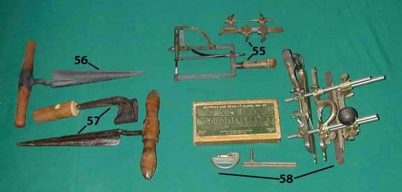 Antique Tool & Scale Auction, Nov  5, 2011