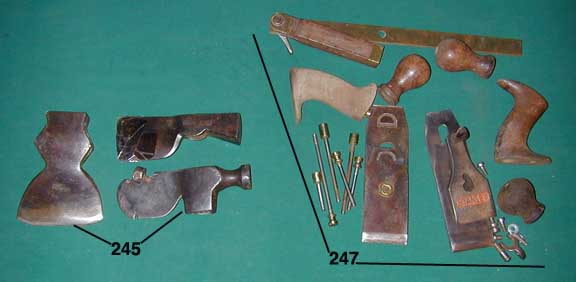5th Annual St Charles Antique Tool Auction September 22